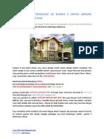 Tutorial Cepat Modeling 3d Rumah 2 Lantai Dengan Autocad Architecture-part1