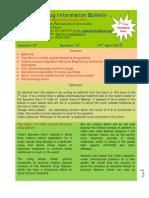 Drug Information Bulletin 01 07
