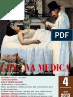 GENOVA MEDICA APRILE 2013