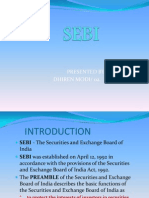 Presentation Sebi Banking