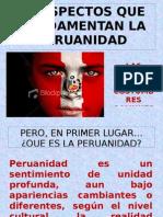 Fundamentos de La Peruanidad_tradiciones y Costumbres Comunes