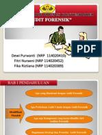 Audit Forensik