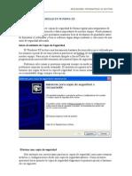 Copias de Seguridad en Windws Xp