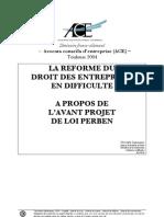 seminairefrancoallemand2004toulousedroitdesentreprisesendifficulté