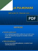 Embolie PL+ CPC