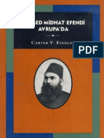 Carter v. Findley - Ahmed Midhat Efendi Avrupada