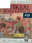Istiklal Mahkemeleri - Kilic Ali