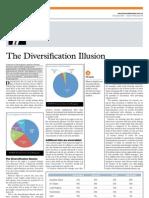The Diversification Illusion - Fin Std Oct 08 2012