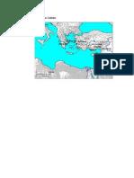 Map Galatians Church in Galatia