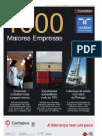 1000 Maiores Empresas Portugal 2012
