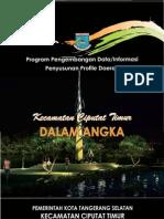 Profile Kec Ciputat Timur