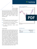 Daily Technical Report, 22.05.2013