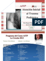 Atencion Inicial Al Trauma Pediatrico