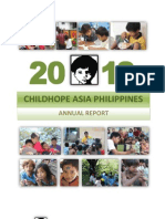 Annual Report 2012 - CHAP