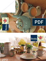 Denby Product Guide 2013