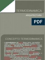 Leyes de Termodinamica