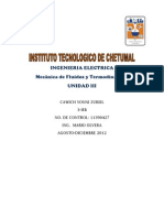 Unidad III Termodinamica