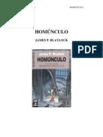 Blaylock, Peter - Homunculo