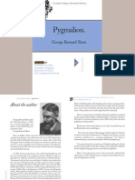 Shaw Pygmalion