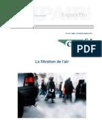 Filtration Air