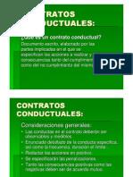 CONTRATOS_CONDUCTUALES