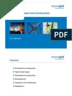 400kV Overhead Line Construction