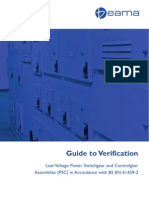 Guide to verification