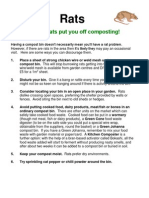 Compost Pests