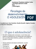 Psicologia Do Desenvolvimento - Adolescente2