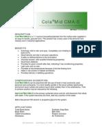 ColaMid CMA-S