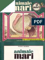 ANIMALE MARI SI MICI - Tudor Arghezi (Ilustratii de Ethel Lucaci-Baias, 1986)