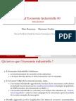 Introduction a l'économie industrielle