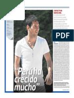 Lionel Messi, la entrevista
