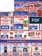 Carr Hardware Memorial Day Sale