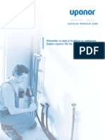 Catalog Produse Sistem Uponor PEXa-07.2008