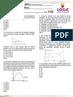 LOGIC - Função Quadrática (Problemas de Engenharia)