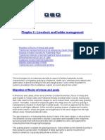 Chapter 4 - Livestock and Fodder Management