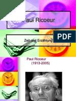 Paul Ricoeur Andreea D.