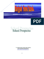 AL-ATHARIYA Prospectus (Latest)