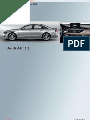 504_ssp486_Audi A6 C7   Fuel Injection   Suspension (Vehicle)