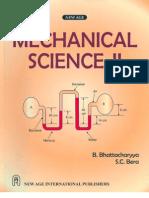 Mechanical Science II (2009) by Nag Pati Jana