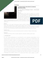 Revista Observaciones Filosóficas - La epistemología vista desde los sistemas autorreferenciales