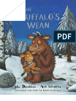 The Gruffalo's Wean by Julia Donaldson and translated in Scots by James Robertson (Extract)