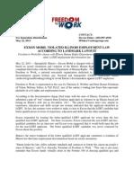 Freedom to Work Exxon