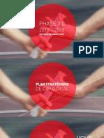 Plan Stratégique 2013 2018 - Cap Digital