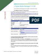 DMM 5.4 VM Ordering Guide
