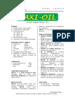 351cnica Taxi Oil