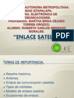 ENLACE SATELITAL