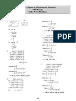 Trigonometri Notes Add Math Form 5
