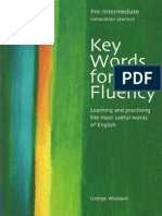 Woolard George Key Words for Fluency Pre Interm